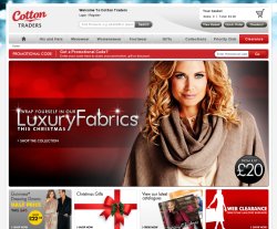Cotton Traders coupon codes