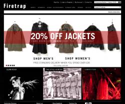 Firetrap coupon codes