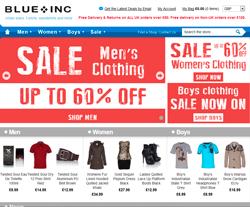 Blueinc coupon codes