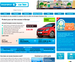 Insurance4carhire coupon codes
