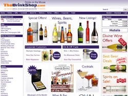 The Drink Shop coupon codes