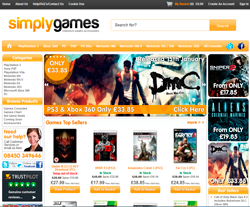 Simply Games coupon codes