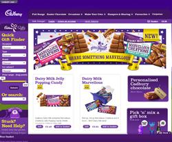 Cadbury Gifts Direct coupon codes