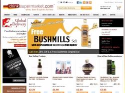 DrinkSupermarket Vouchers