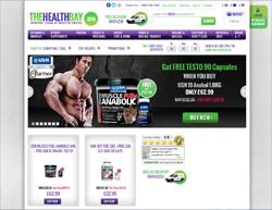 The Health Bay coupon codes