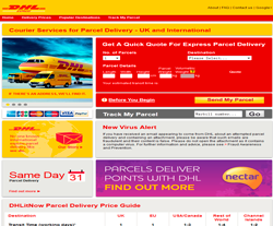 DHL Discount Codes