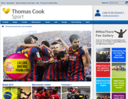 Thomas Cook Sport coupon codes