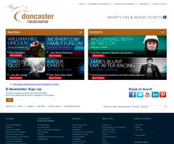 Doncaster Racecourse Vouchers