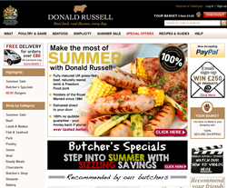 Donald Russell coupon codes