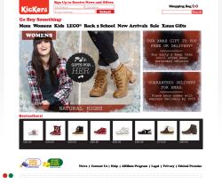 Kickers coupon codes