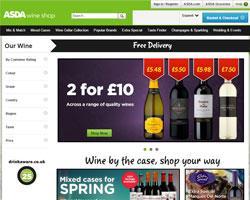 ASDA Wine Discount Codes