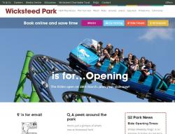 Wicksteed Park coupon codes