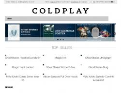 Coldplay Discount Codes