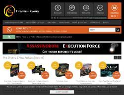 Firestorm Games Discount Codes