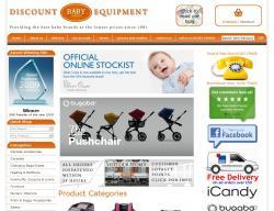Discount Baby Equipment Vouchers