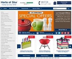 Harts of Stur Discount Codes