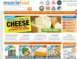 MuscleFood coupon codes