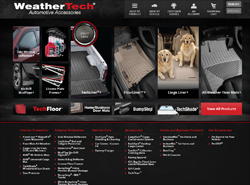 WeatherTech Vouchers