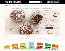 Planet Organic Discount Codes