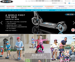 Micro scooters Discount Codes