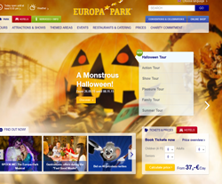 Europa Park Discount Codes