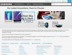 Samsung Voucher Codes