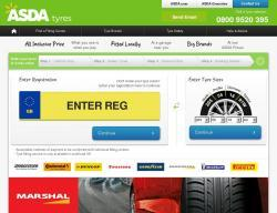 Asda Tyres Discount Codes