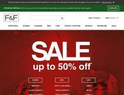 F&F Discount Codes