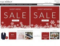 Van Mildert coupon codes