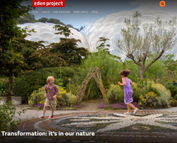 Eden Project promo code