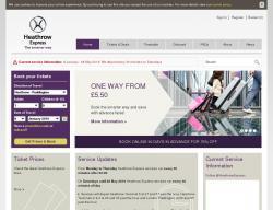 Heathrow Express Voucher Codes