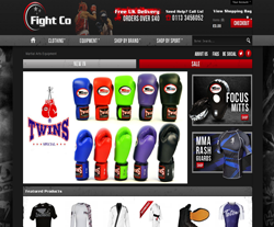 Fight Co Discount Codes