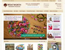 Wentworth Wooden Puzzles coupon codes