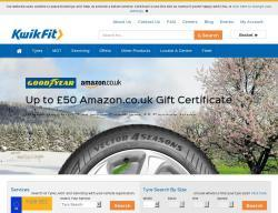 Kwik Fit coupon codes