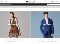Farfetch coupon codes