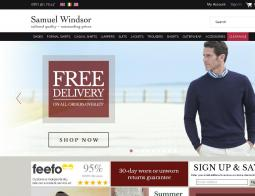 Samuel Windsor coupon codes