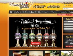 Home Brew Online coupon codes