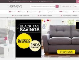 Harveys Discount Codes