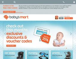 Baby's Mart coupon codes