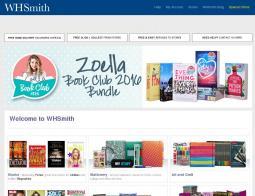 WHSmith coupon codes