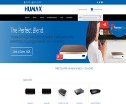 Humax Direct Voucher Codes