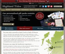 Highland Titles Voucher Codes