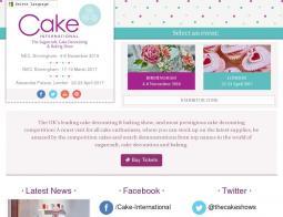 Cake International coupon codes