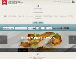 Macdonald Hotels coupon codes