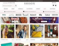 Shoon coupon codes