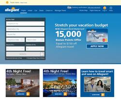 Allegiant air baggage coupons