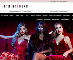 Fashion Nova Coupon 90 Off Latest Trend Promo Code August 2017