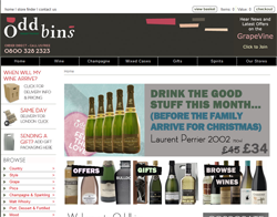 Oddbins Discount Codes