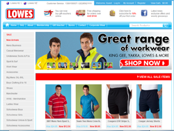 Lowes AU Coupons