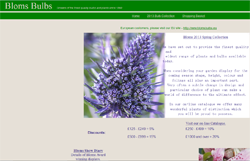 Bloms Bulbs Discount Codes